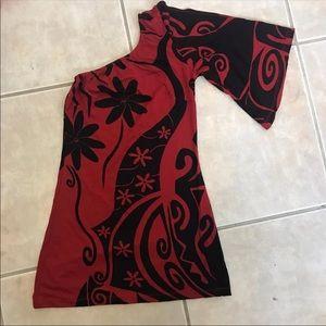Wahine Toa Dress